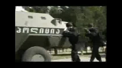Georgian Special Forces