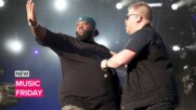 Run the Jewels release protest album as Black Music Month begins