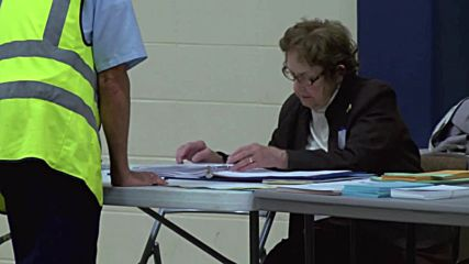 USA: Democratic voters hit the polls as Kentucky primary kicks off
