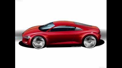 Audi E - Tron Прототип