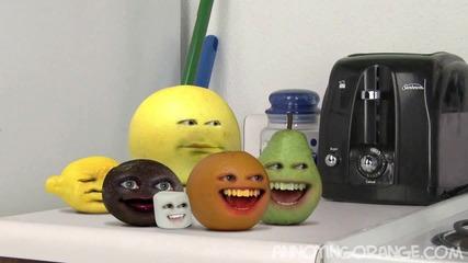 Последният епизод на досадния портокал / The Annoying Orange