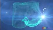 Мъжко бельо със система за визуално увеличаване на мъжкия пакет Wonderjock