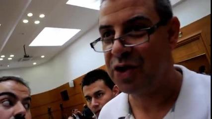Граждани срещу Общинския съвет в Пловдив