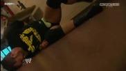 John Cena attacks Nexus Back Stage - 29.11.2010 ~ Part 2