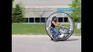 One Wheel Motercycle Amazing New Bike