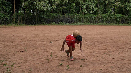 12-year-old Indian boy masters football tricks to become next Messi