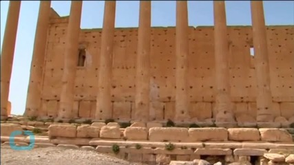 Islamic State Fighters Push Their Way Into Syria's Palmyra, Home to World Heritage Site