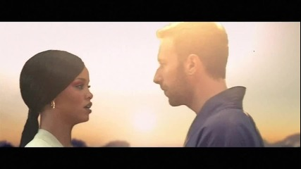 New! Coldplay - Princess Of China ft. Rihanna ( Официално Видео )