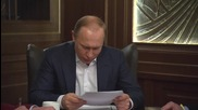 Russia: Putin releases unpublished talks between German, Russian leaders to the 'Bild'