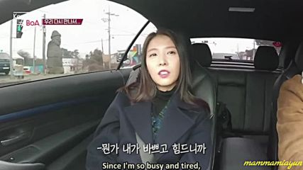 [ Eng Sub] Keyword # Boa Ep.61 + 62 - Boa & Shinee Key's Last Trip