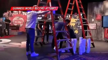 1d Day - Guinness World Record Attempt Toilet Paper