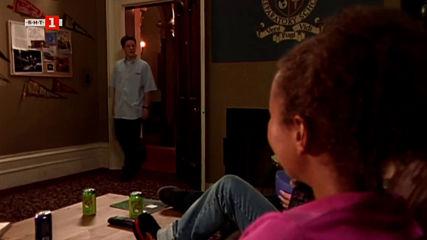 Училищи Черната Дупка - 1x02 - Невидим (бг Аудио)