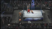 Wwe 2k14 Ps3 Gameplay Част 3 Money In The Bank Ladder Match