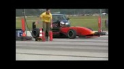 Scooter tuning scooter - attack Dragster vs. Formel 3