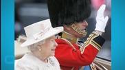 Cheeky Prince George Cheers on Royal Family