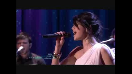 Selena Gomez Naturally Live