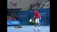 Novak Djokovic vs Rafael Nadal. Beijing 2013 Final