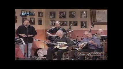 100 % Гръцко - Димитрис Митропанос при Спиро Пападопулу (1 от 3)