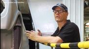Как красят Lada 4x4 на Автовазе.lada Niva's Paintshop full footage in Hd (english subs)
