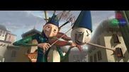 Pixar One Man Band Mini-Animation (Какво правят два музиканта за пари) High-Quality