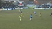 Hartlepool United 2 - Leeds United 2 (season 2010)
