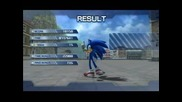 Sonic Vs. Silver