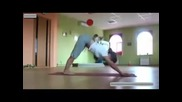 Йога с животни (компилация)