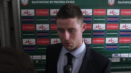 Голмайсторът Кейхил: Фантастичен резултат срещу България