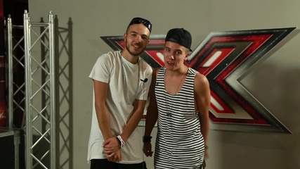 Пламен и Иво надъхват новите участници в X Factor