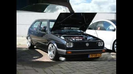 Tuning Volkswagen (corrado, Golf, Jetta, Vento)
