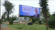 Barack Obama Lands in Kenya Amid Huge Security Operation