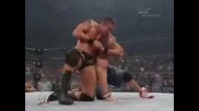 Wwe Unforgiven2007 john Cena Vs Randy Orton