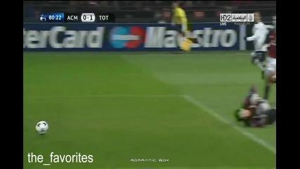 Ac Milan 0:1 Tottenham (champions League)