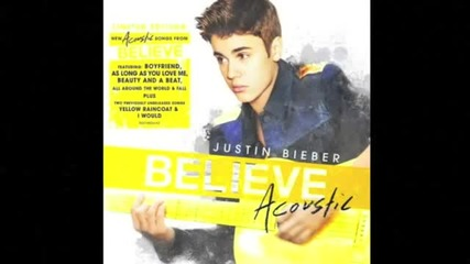 Justin Bieber - She Dont Like The Lights ( Believe Acoustic )