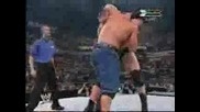 Wwe - John Cena Vs Brock Leshar