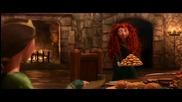 Храбро сърце - коя е Мерида? :)