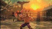 Tekken 6 Explusive King Trailer