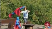 Супермен съществува - Скрита Камера