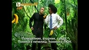 Пълна Лудница - Зулус Спорт - Христо Стоичков (23.01.2010)