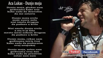 Aca Lukas - Dunjo moja - (Audio - Live)