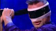 Опасен талант уплаши публиката във Великобритания търси талант