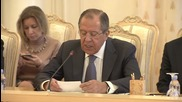 Russia: Lavrov praises cooperation between India, China, Russia at RIC summit