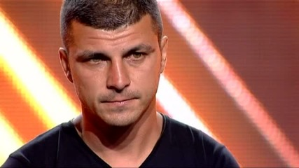 Стефан Николов - X Factor кастинг (10.09.2015)