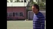 Най-добрият футболист - Хюсню Чобан, Опасни улици