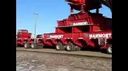 heavy hauling - извънгабаритен товар!