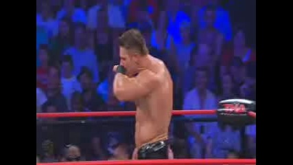 Tna Impact 19.08.10 - Jeff Hardy vs Rob Terry ( World Title Tournament)