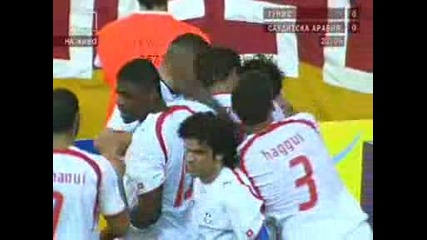 Mondial 2006 - 14 - 06 - 2006 - Tunisia 1 - 0 Saudi Arabia
