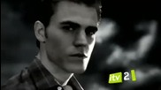 The Vampire Diaries Official Itv2 Trailer Ep 1