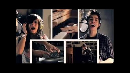 Sam Tsui & Christina Grimmie - Just A Dream