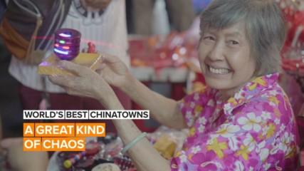 Китайски квартали: Нощният живот в Банкок - рай за уличната храна